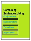 Compound Sentences: Conjunctions, Subordinators, Appositiv