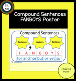 Compound Sentences - FANBOYS poster