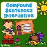 Compound Sentences Interactive Powerpoint