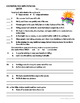 COMPOUND SENTENCES No-Prep Lessons, Worksheets, & Quiz