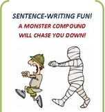 Compound Sentences: Monsters Add FUN to the Process!