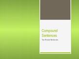 Compound Sentences PPT