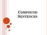 Compound Sentences PowerPoint Houghton Mifflin English 8