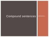 Compound Sentences PowerPoint