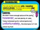 Compound Sentences Presentation Notes