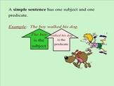 Compound Sentences SMARTBoard lesson