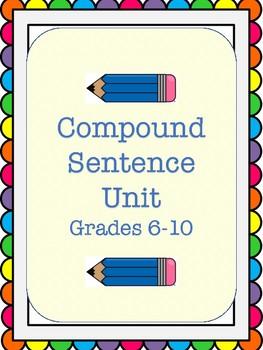 Compound Sentences Unit