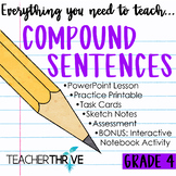 Compound Sentences and Coordinating Conjunctions