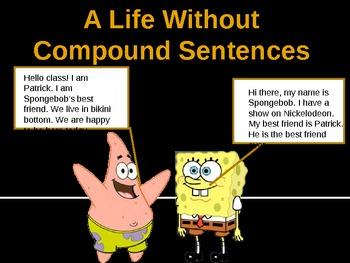 Compound Sentences mini-lesson