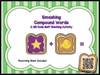 Compound Smash (A QR Code Self Checking Activity)