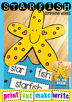 Compound Starfish Paper Craft