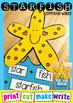 Compound Starfish Paper Craft