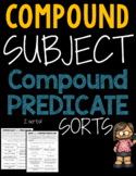 Compound Subject and Predicate Sort
