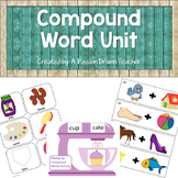 Compound Word Unit Activites