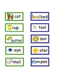 Compound Word Activity with Antonyms and Synonyms