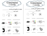 Compound Word Anchor Chart