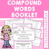 Compound Word Book Activity