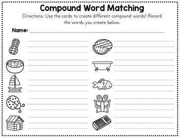Compound Word Building