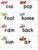 Compound Word Building Set 1 Read & Write the Room