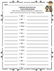 Compound Word Building Set 2 Read & Write the Room