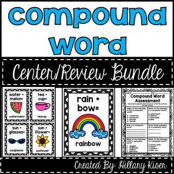 Compound Word Bundle