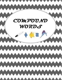 Compound Word Center Activity & Story