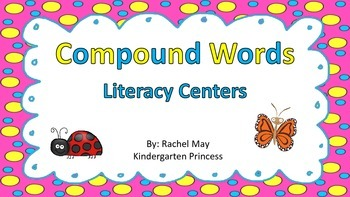 Compound Word Centers