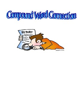 Compound Word Connection game