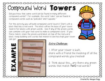 Compound Words L.2.4D