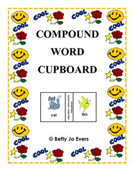 Compound Word Cupboard