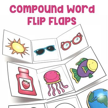 Compound Words Flip Flaps