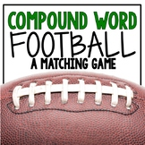 Compound Word Football Matching Game