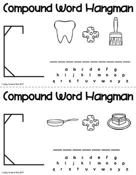 Compound Word Hangman