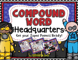 Compound Word Headquarters Galore: Technology, Centers, an