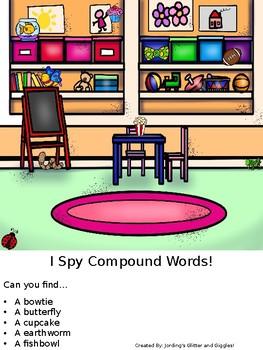 Compound Word... I SPY!