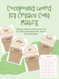 Compound Word Ice Cream Cones