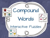 Compound Word Interactive Puzzles