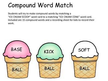 Compound Word Match