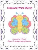 Compound Word Match Fun