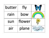 Compound Word Match with pictures
