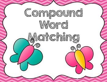 Compound Word Matching
