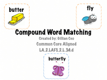 Compound Word Matching