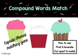 Compound Word Matching Activity