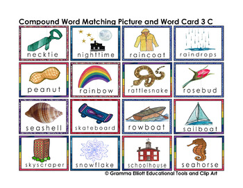 Compound Word Matching in COLOR Only