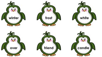 Compound Word Penguins