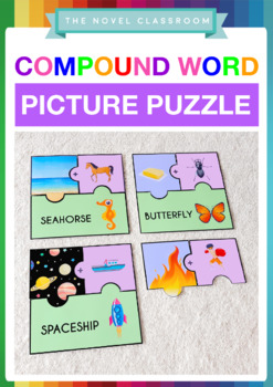 Compound Word Picture Puzzles