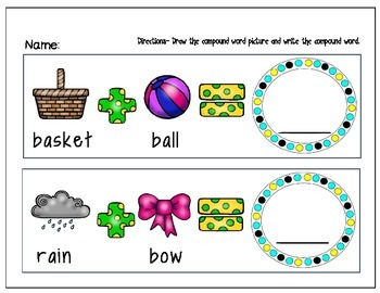 Compound Word Pictures