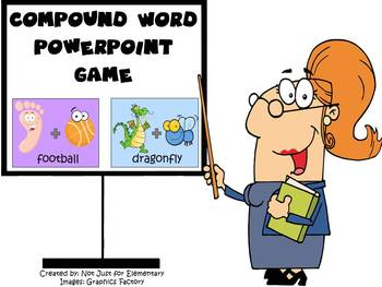 Compound Word Powerpoint Game