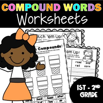 Compound Words Worksheets | Compound Word Activities