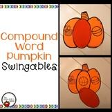 Compound Word Pumpkin Swingables